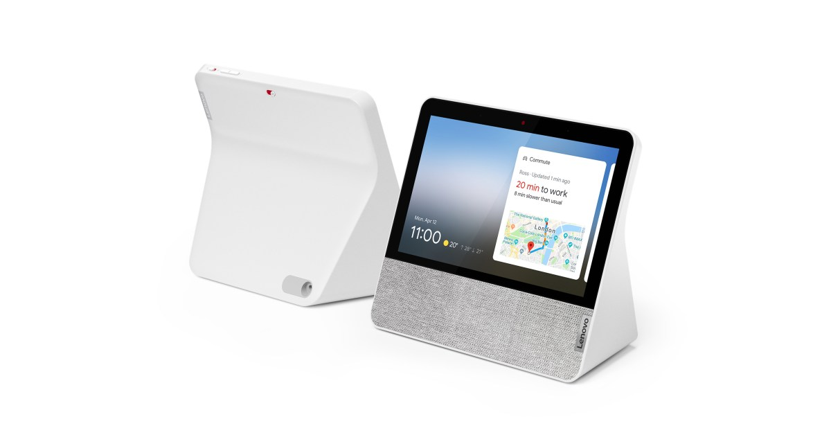 Grow your Assistant setup with Lenovo's Smart Display 7 at $80 (Save 20%) - 9to5Toys