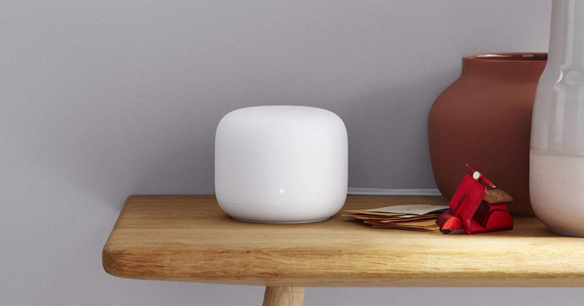 Nest Wifi Router system packs 5,400-square foot coverage at $219 (Refurb, Orig. $349) - 9to5Toys