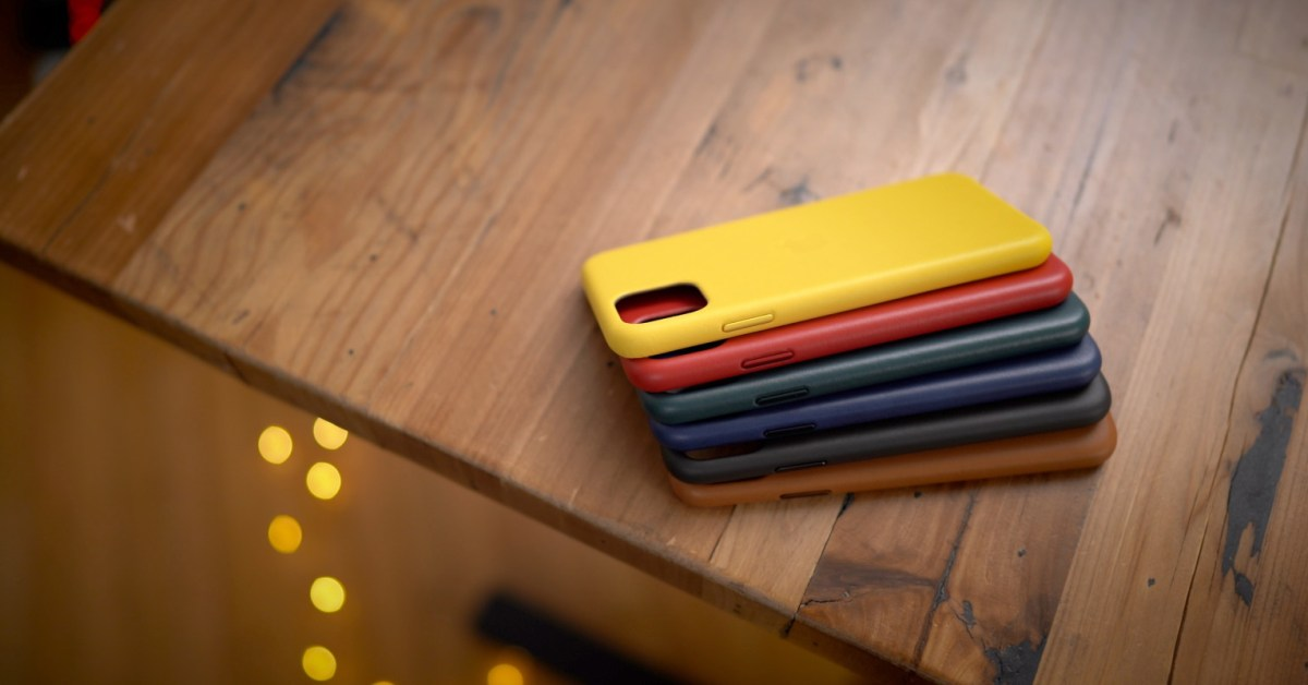 Many of Apple's official iPhone cases go on sale from $17: Leather, silicone, clear, more - 9to5Toys