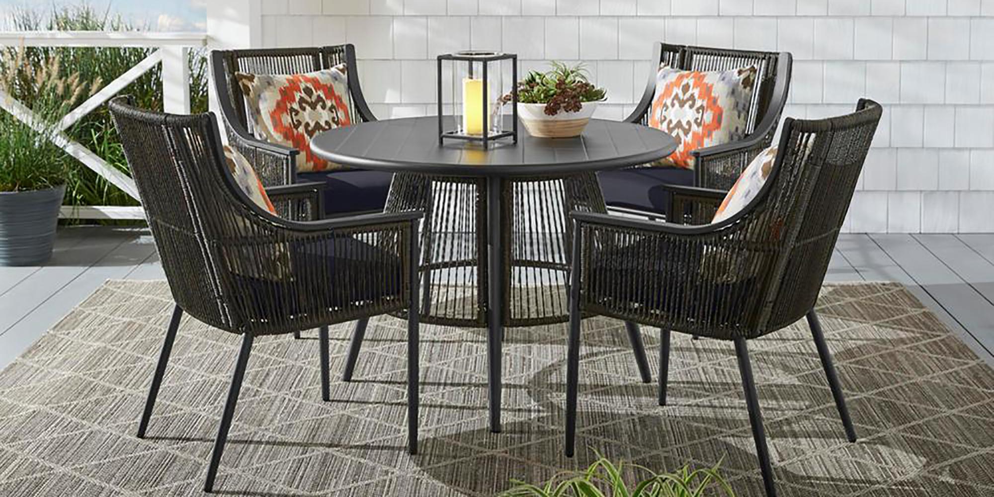 patio furniture from hampton bay