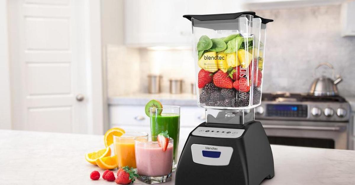 Go pro with Blendtec's Classic 570 Blender and an 8-yr. warranty for $210 (Reg. $280+)
