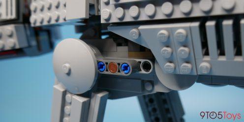 LEGO AT-AT Review 10