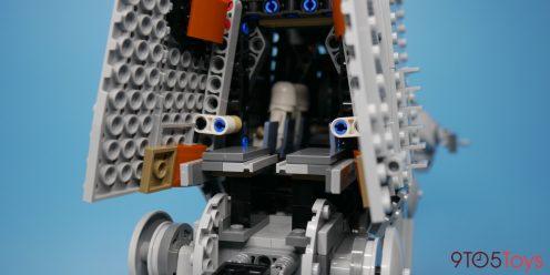 LEGO AT-AT Review 7