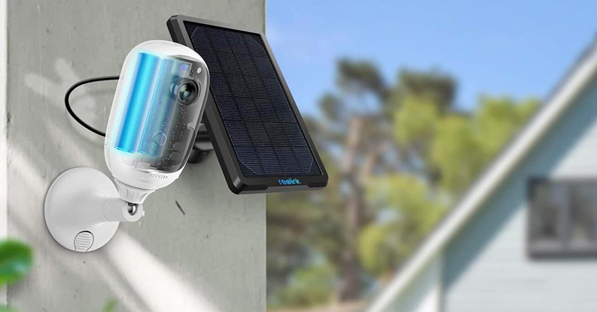 Secure your home with the Argus Pro Camera + Solar Panel bundle at 25% off, now $78 - 9to5Toys