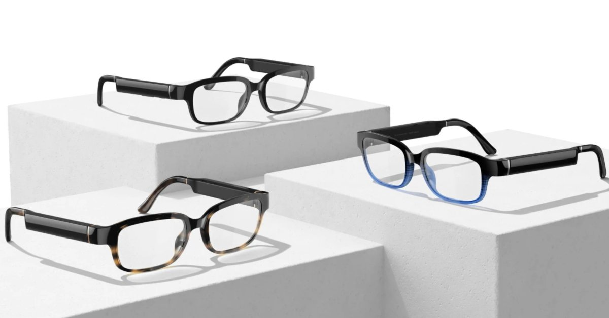 All-new Echo Frames plumet to new low at $175 for Prime members - 9to5Toys