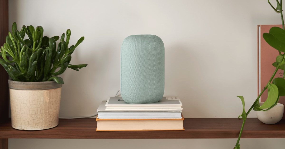Google Nest Audio Speaker expands your Assistant setup at $80 (Save 20%) - 9to5Toys