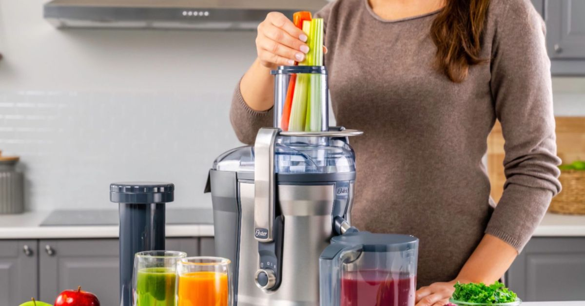 Amazon has Oster's self-cleaning juicer up to $90 off right now at $60 shipped - 9to5Toys
