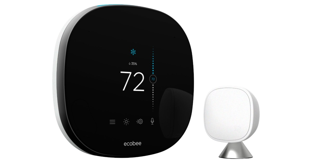 Siri is coming to ecobee's SmartThermostat, now on sale for the first time this year at $199