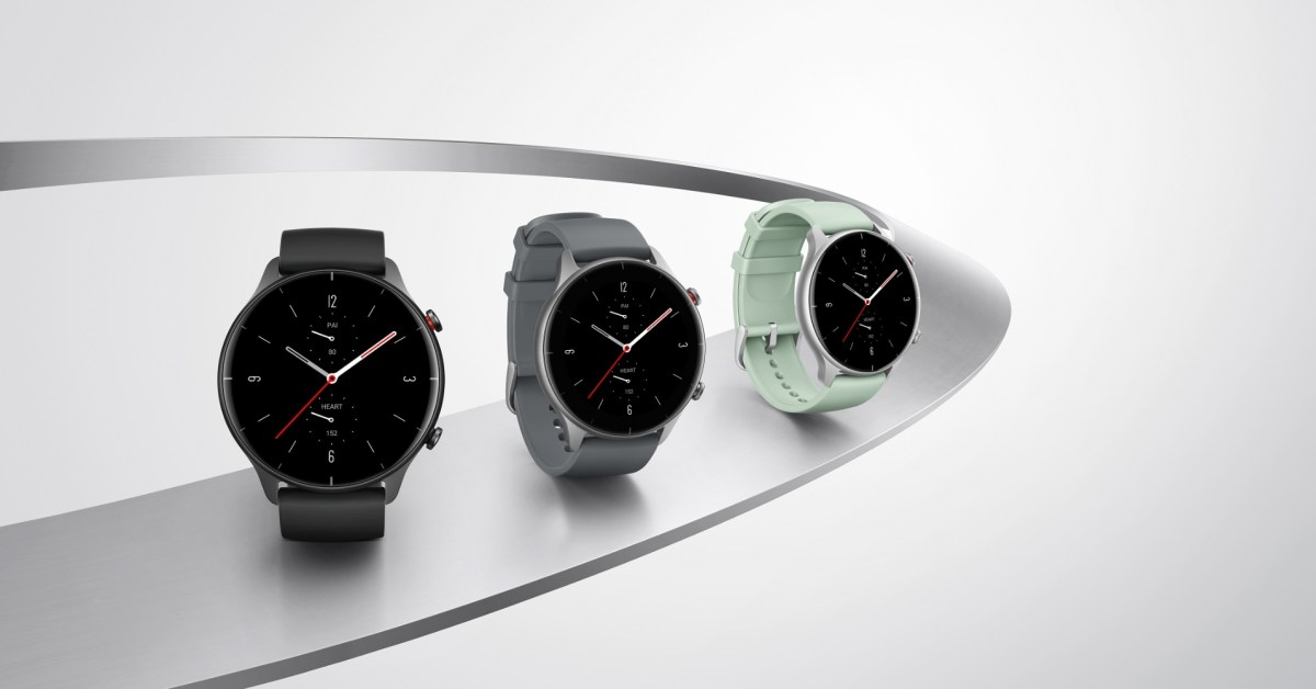 Amazfit GTR 2e smartwatch lasts 24 days, has always-on AMOLED display, more at $125