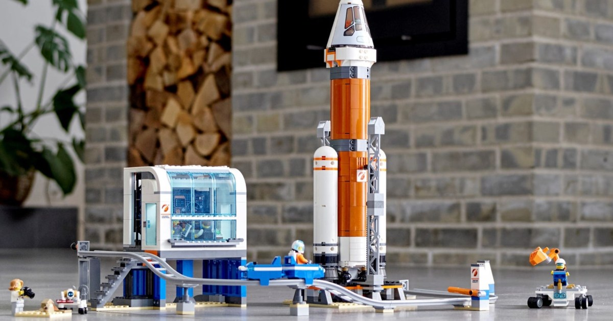 LEGO's City Deep Space Rocket falls to all-time low of $80 (20% off), more from $12 - 9to5Toys