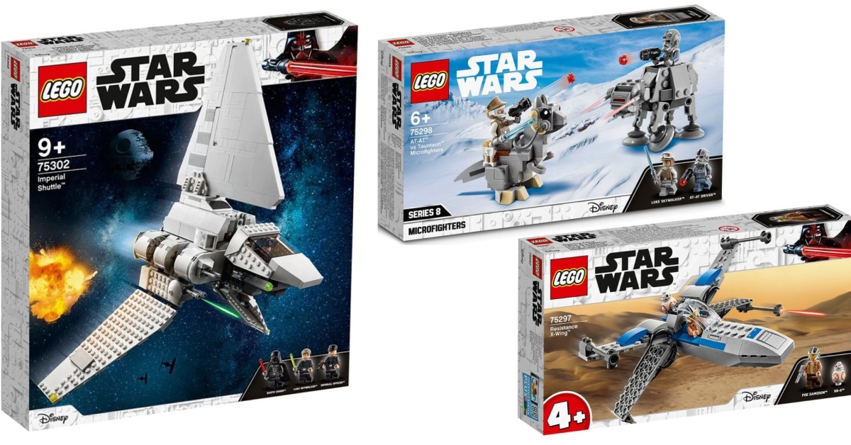 LEGO Star Wars 2021 March wave debuts with three new kits - 9to5Toys