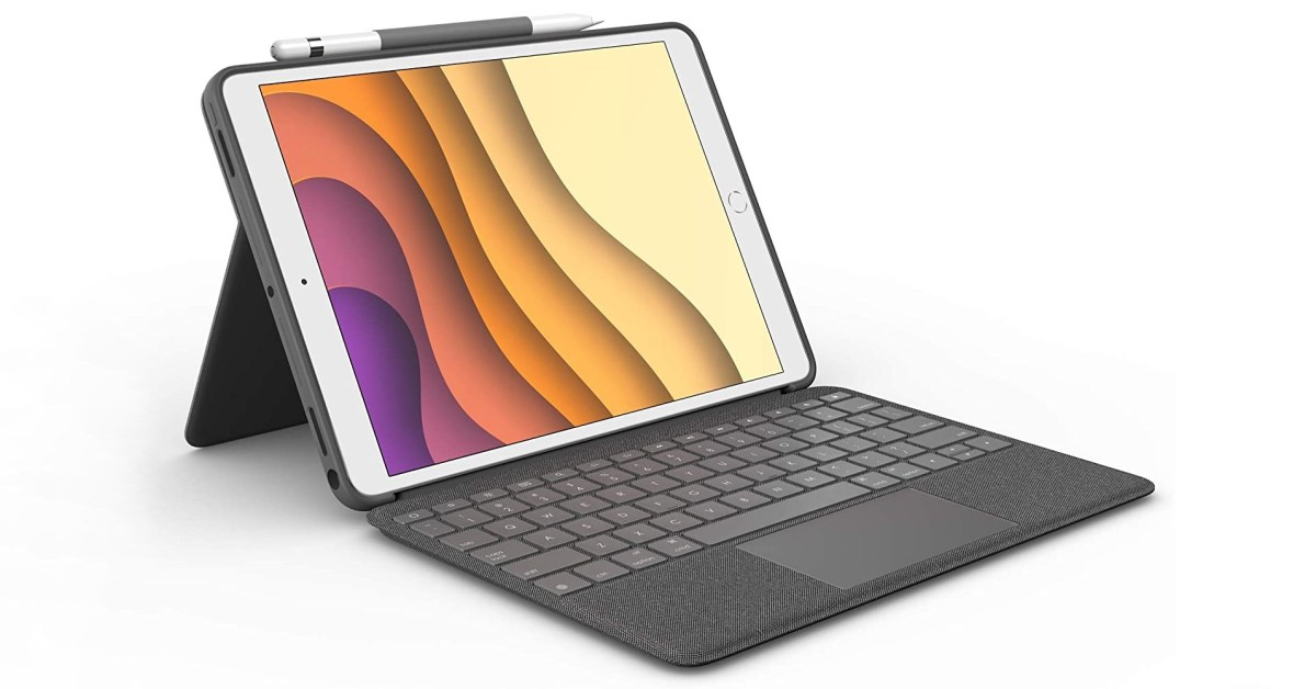 Logitech's Combo Touch prev-gen. iPad Air Keyboard Folio falls to $109 (Save 27%)