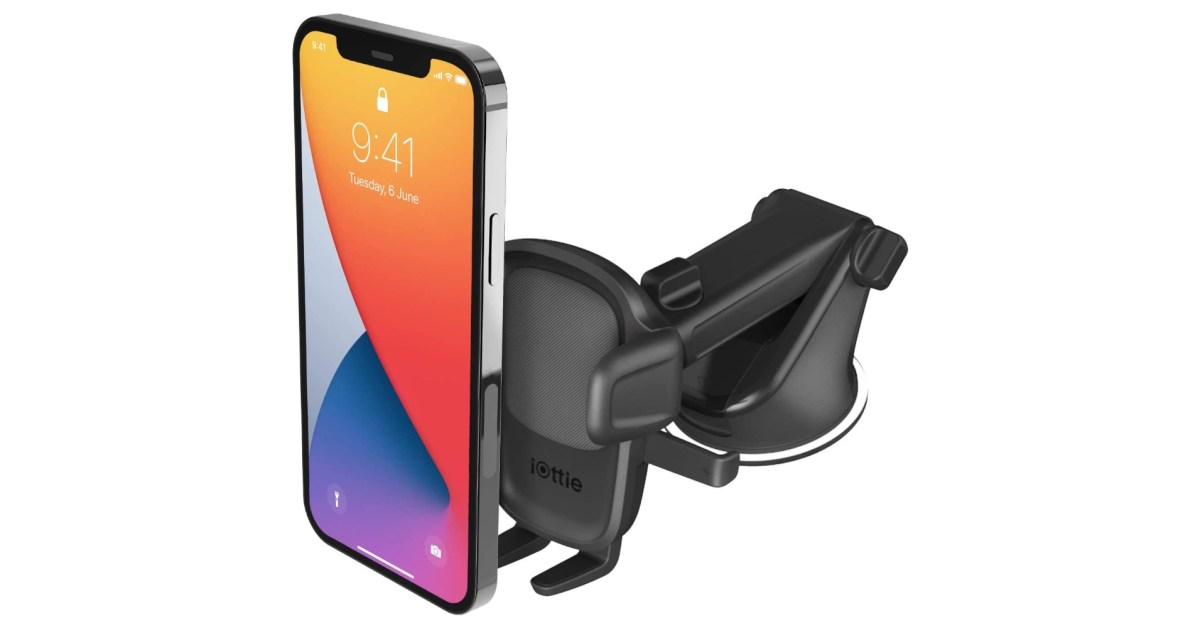Save up to 33% on iOttie iPhone and Android car mounts from $20 - 9to5Toys