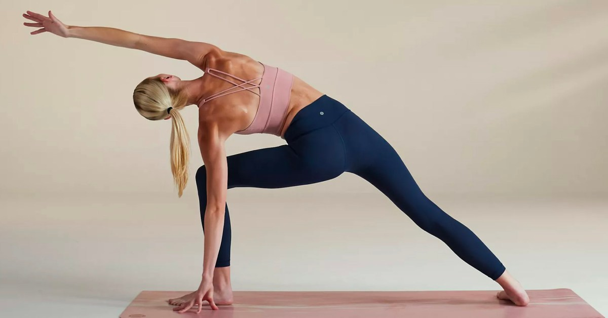 Lululemon's new spring line has you ready for warm weather with lightweight layers, more
