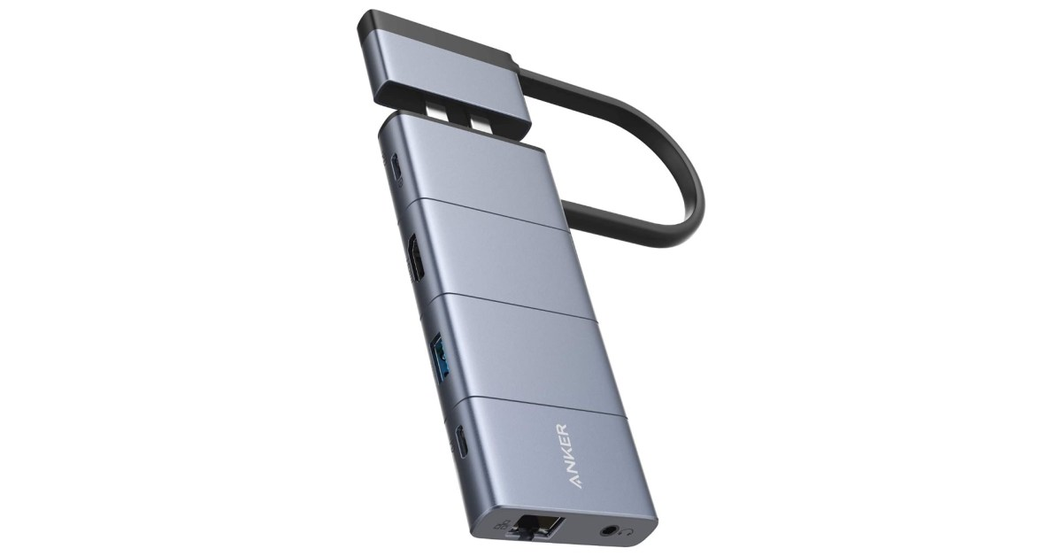 Anker PowerExpand USB-C Hub debuts with 9-in-2 design - 9to5Toys