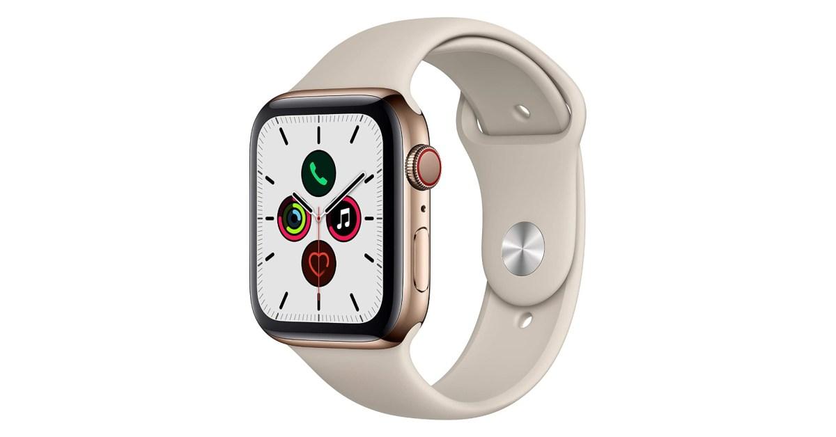 Amazon clears out Apple Watch Series 5 models at up to $300 off - 9to5Toys