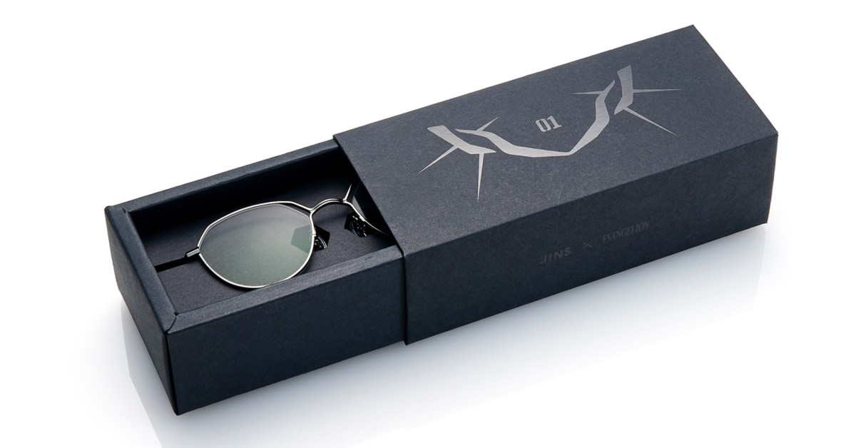 JINS Evangelion includes three glasses inspired by 3.0 + 1.0 - 9to5Toys