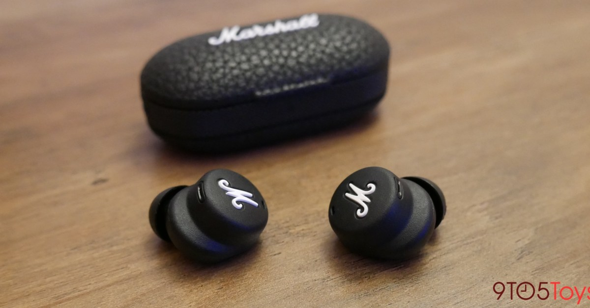 Marshall's all-new Mode II True Wireless Earbuds see very first discount to $159