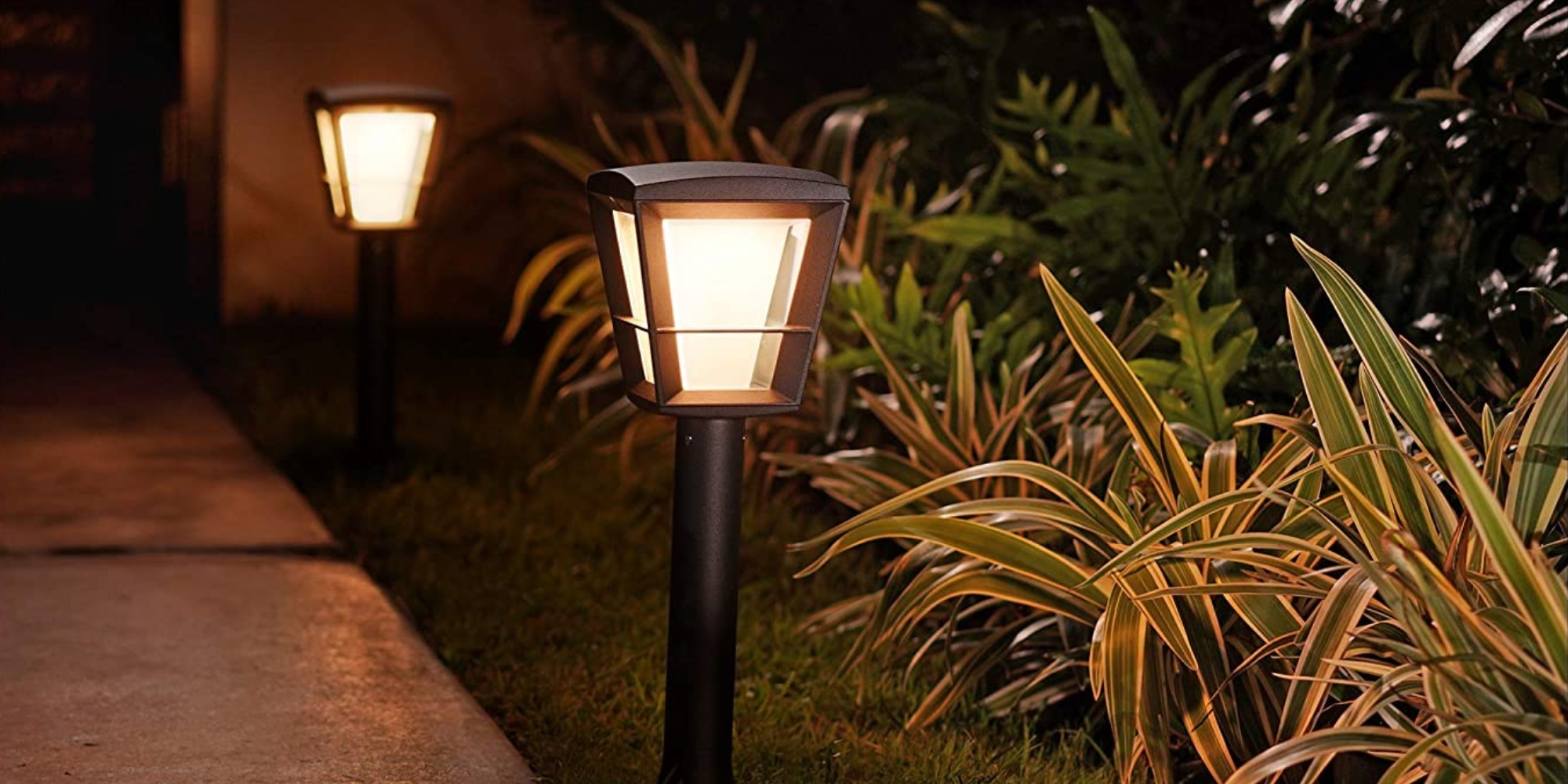 philips hue outdoor lights see rare