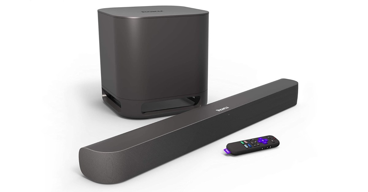 Roku's Smart Soundbar delivers 4K streaming, AirPlay 2, and more at $150 (Save $30)