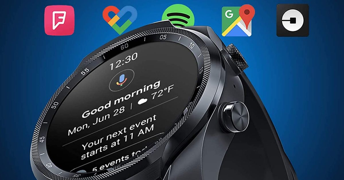 TicWatch Pro LTE Smartwatch with HRM, GPS, more now $100 off + more from $39 - 9to5Toys