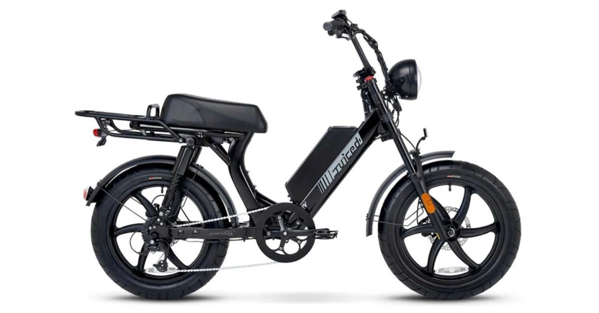 Save $300 off Juiced Scorpion X powerful new moped-style ebike: $1899 - 9to5Toys