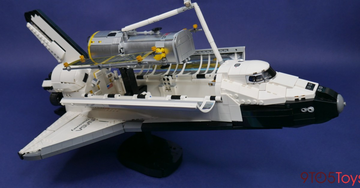 LEGO Space Shuttle Discovery review: - 9to5Toys