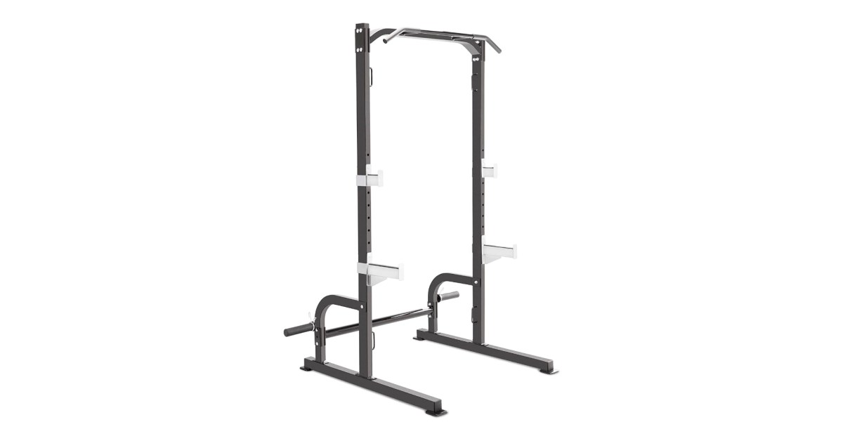 Get ripped at home with Marcy's Olympic Cage Gym System for $189 shipped (All-time low) - 9to5Toys