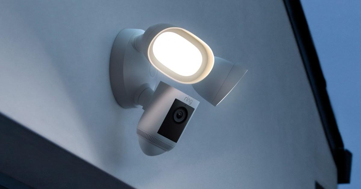 Ring Floodlight Cam Pro debuts alongside Video Doorbell 4 - 9to5Toys
