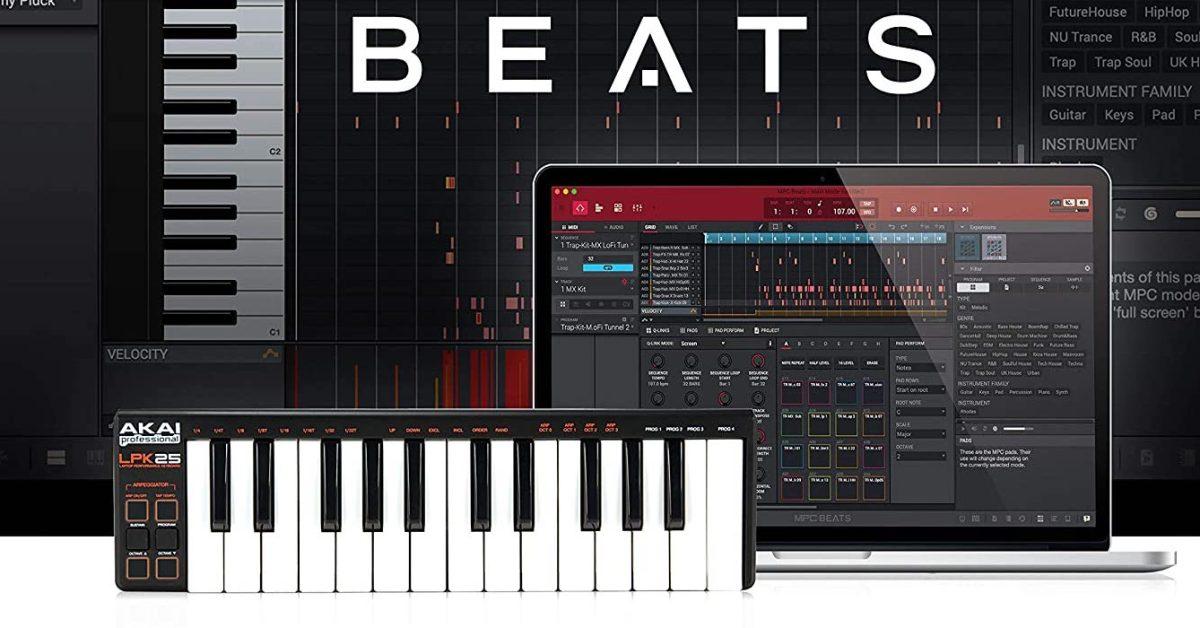 AKAI's LPK25 USB MIDI Keyboard for Mac sees rare price drop to $49 shipped at Amazon - 9to5Toys