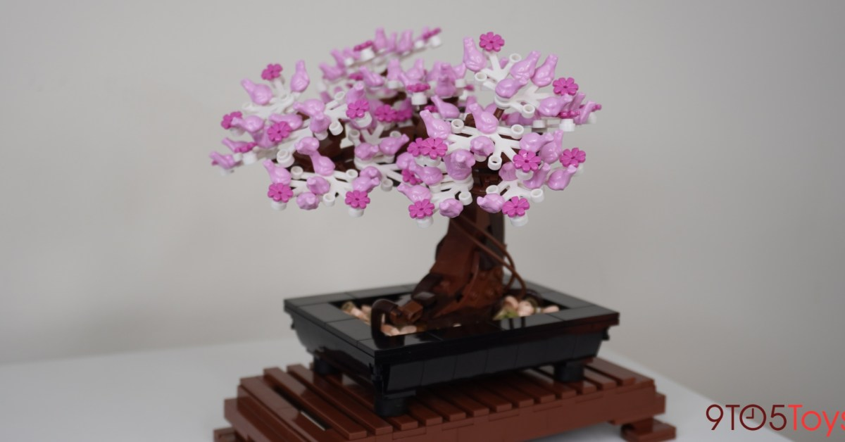 LEGO Bonsai Tree sees rare discount to all-time low of $40 (Save 20%)