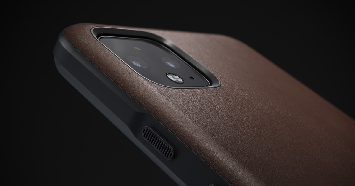 Nomad's Rugged Leather Pixel 4/XL cases fall to $24.50 with our exclusive code (Save 50%) - 9to5Toys