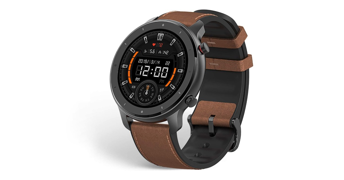 Amazfit, SUUNTO, and Armani smartwatches fall as low as $90 (Up to 52% off) - 9to5Toys