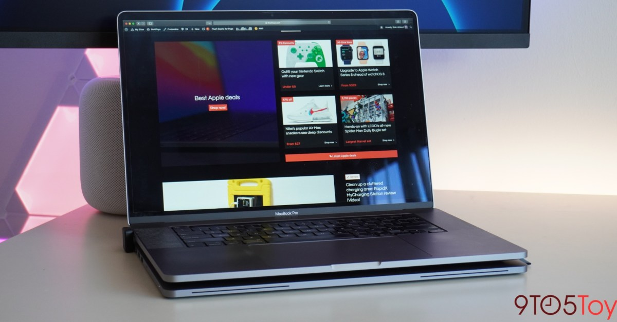 Review: Linedock delivers a do-it-all MacBook Pro companion - 9to5Toys
