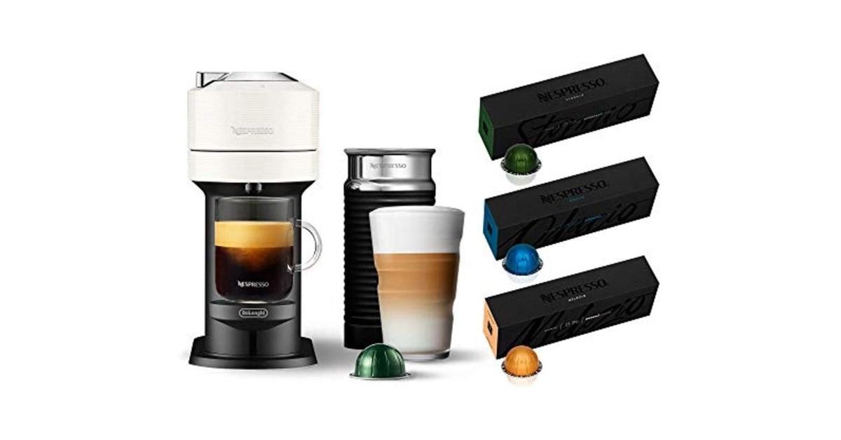 Prime Day slashes Nespresso + Keurig bundles to Amazon lows from $50 - 9to5Toys