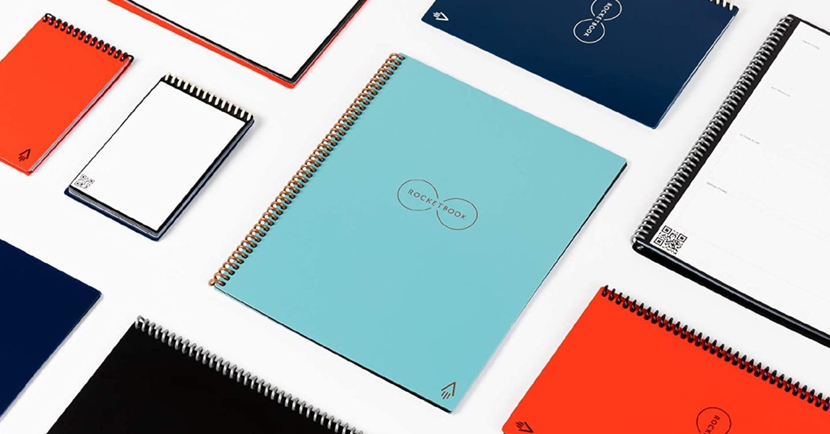 Rocketbook allows you to digitize written notes with ease at Amazon low of $17 - 9to5Toys