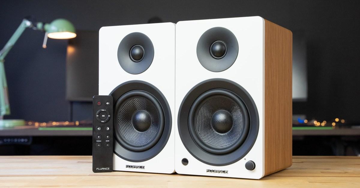 Fluance Ai41 bookshelf speaker review: More power and versatility [Video]