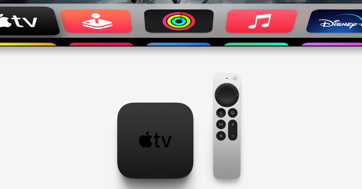 Apple now selling latest Apple TV 4K with Siri Remote via Refurbished Store