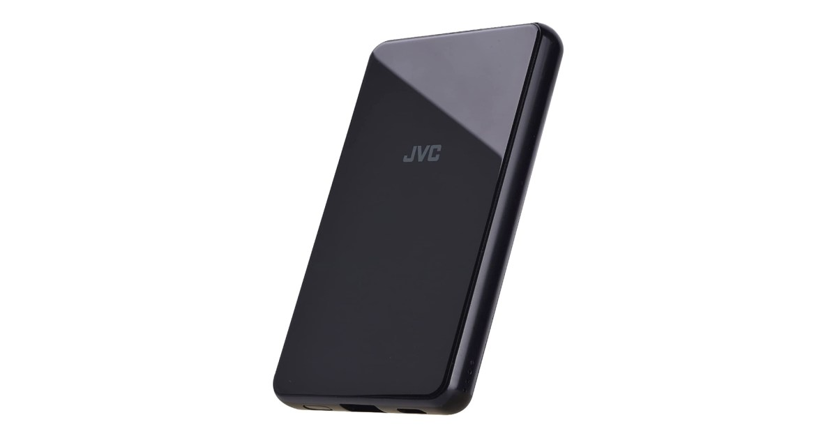 JVC's new MagSafe-compatible Power Bank has glass design, fuels three devices at once, more