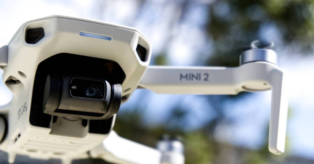 DJI's cert. refurb Mini 2 Fly More Combo sees rare discount down to $449 (Save $150)