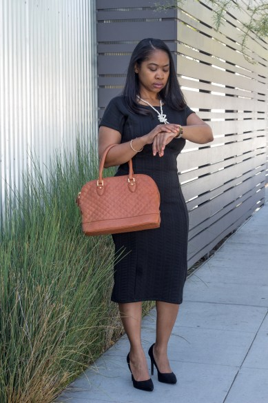 Black Dress Full Body