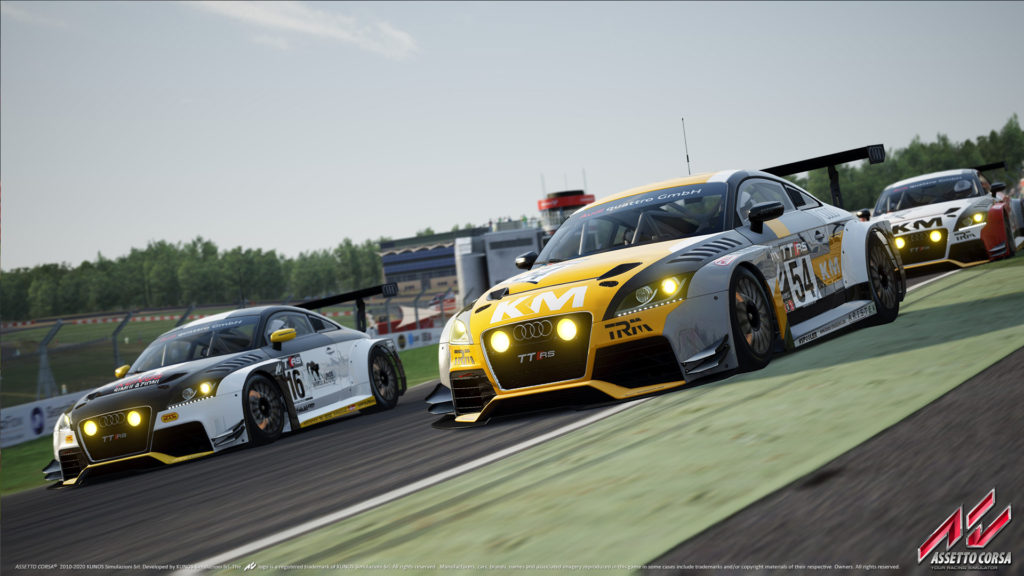 Assetto Corsa RePack Trainer Free Download