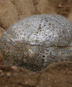 Un meteorit extrem de rar descoperit pe teritoriul României!