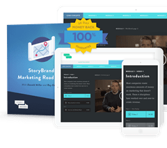 Donald Miller The StoryBrand Marketing RoadMap- 9WSO Download
