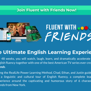 Friends English Listening Course
