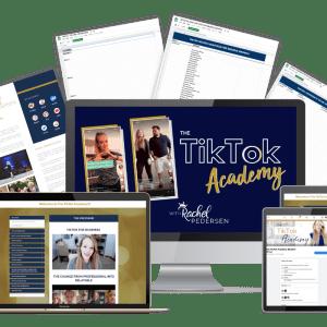 Rachel Pedersen TikTok Academy