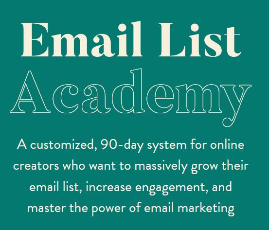 Melissa Griffin Email List Academy Download- 9WSO Download