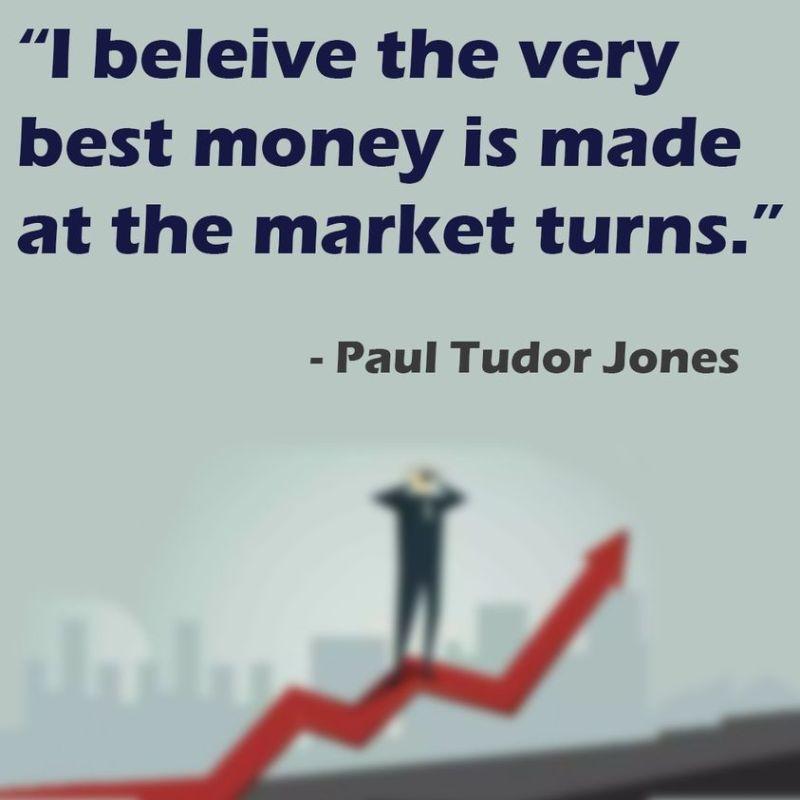 Paul Tudor Jones Quote