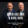 MasterClass David Axelrod and Karl Rove Teach Campaign Strategy and Messaging- 9WSO Download