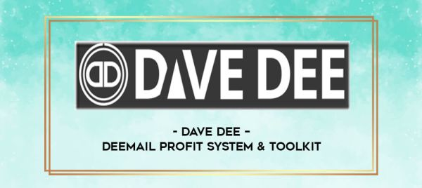 Dave Dee Email Profit System Toolkit- 9WSO Download